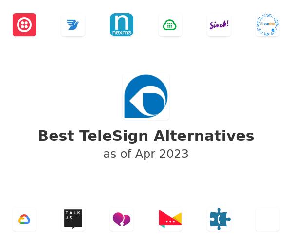 Best TeleSign Alternatives