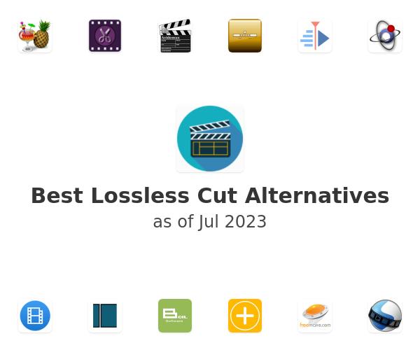 Best Lossless Cut Alternatives