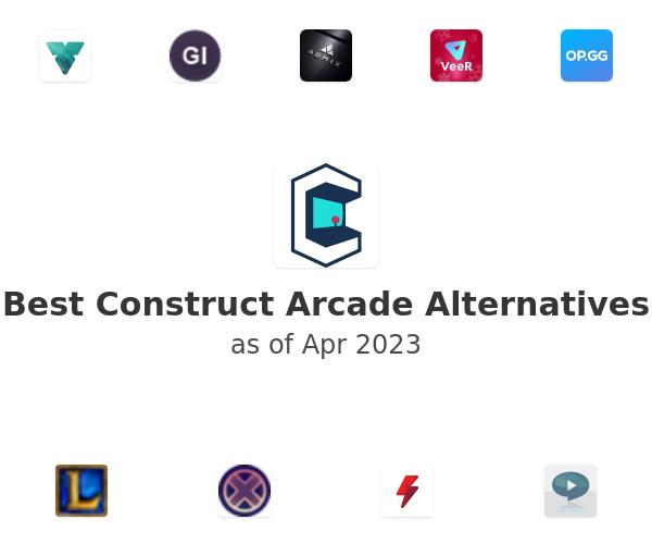 Best Construct Arcade Alternatives