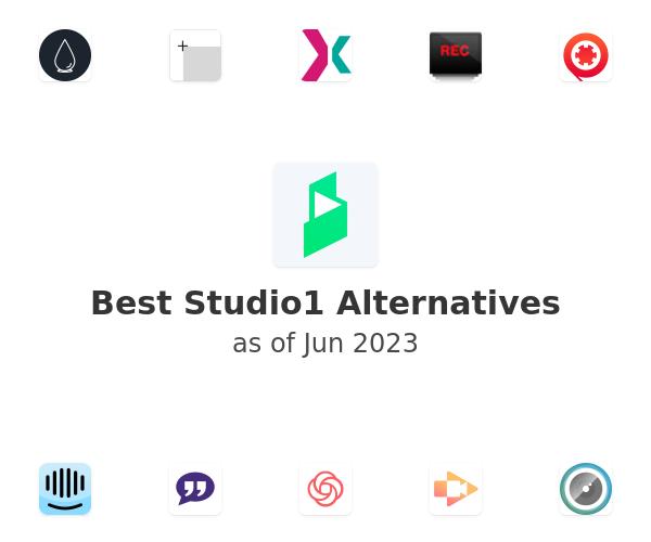 Best Studio1 Alternatives