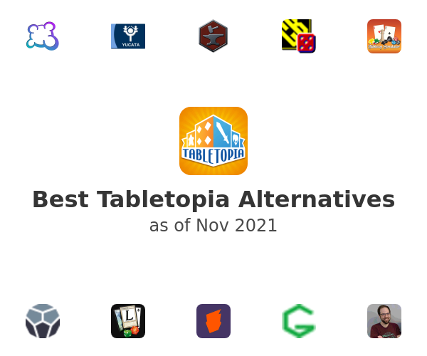 Best Tabletopia Alternatives