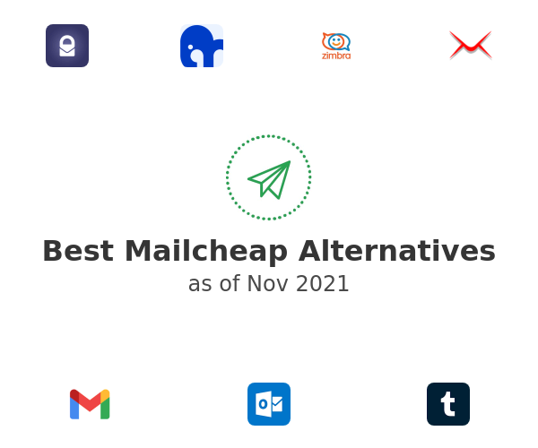Best Mailcheap Alternatives