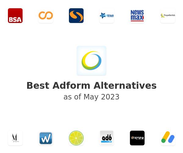 Best Adform Alternatives