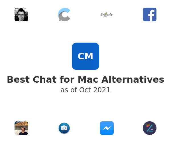 Best Chat for Mac Alternatives