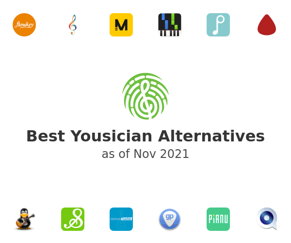 Best Yousician Alternatives
