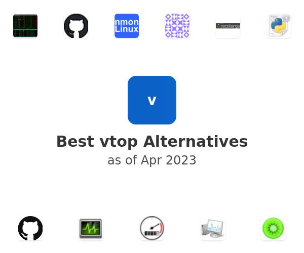 Best vtop Alternatives