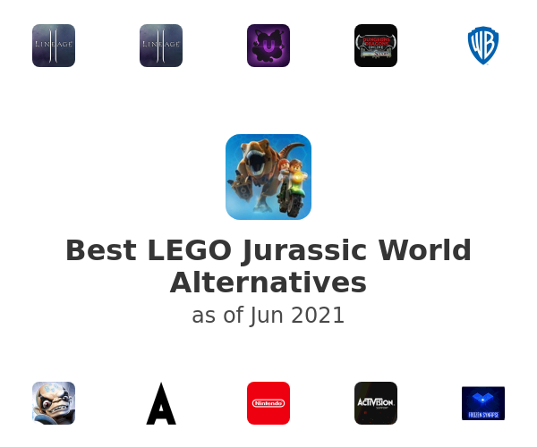 Best LEGO Jurassic World Alternatives