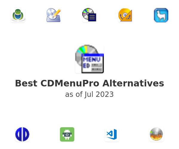 Best CDMenuPro Alternatives