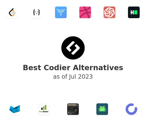 Best Codier Alternatives