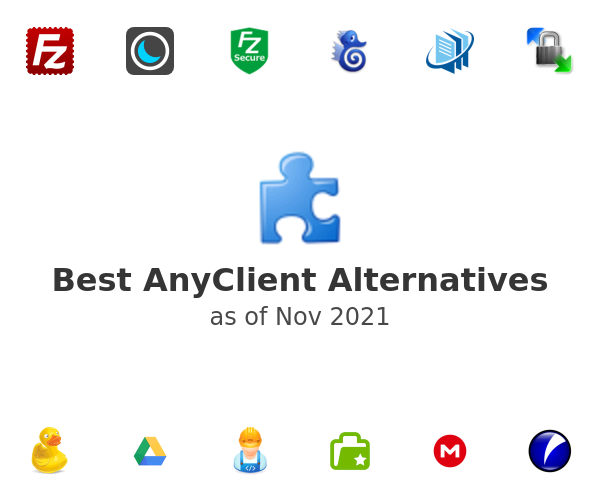 Best AnyClient Alternatives