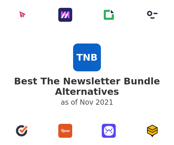 Best The Newsletter Bundle Alternatives
