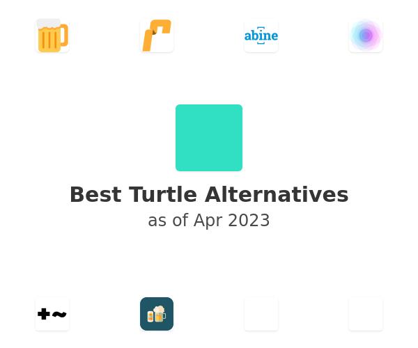 Best Turtle Alternatives
