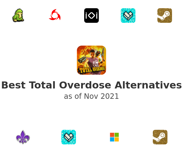 Best Total Overdose Alternatives