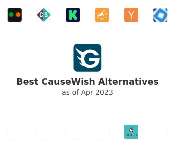 Best CauseWish Alternatives