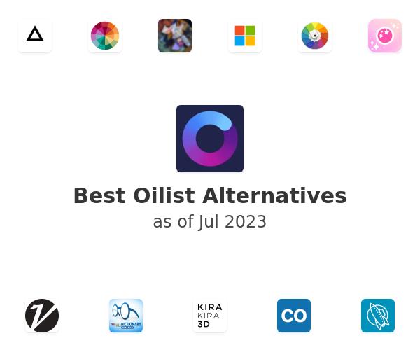Best Oilist Alternatives