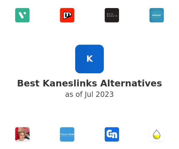 Best Kaneslinks Alternatives