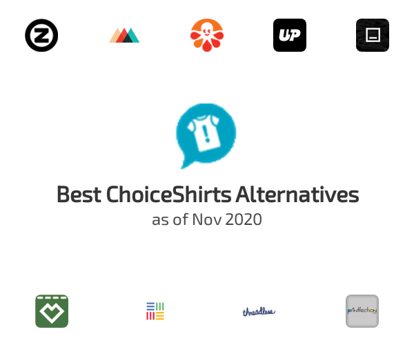 Best ChoiceShirts Alternatives