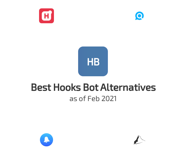 Best Hooks Bot Alternatives
