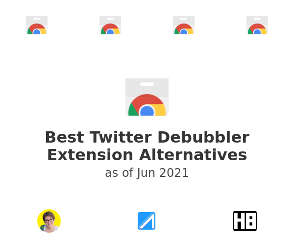 Best Twitter Debubbler Alternatives