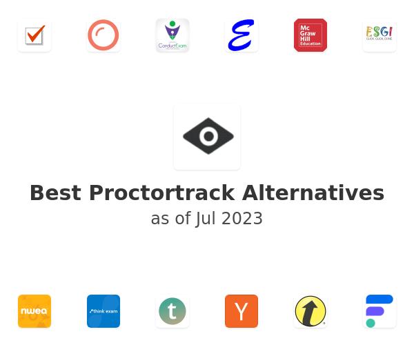 Best Proctortrack Alternatives