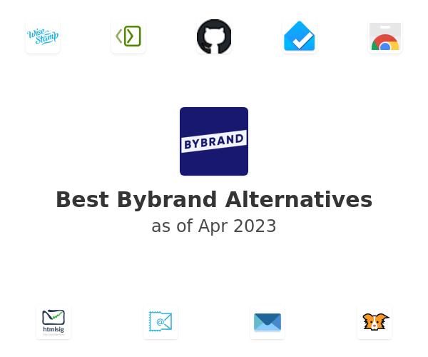 Best Bybrand Alternatives