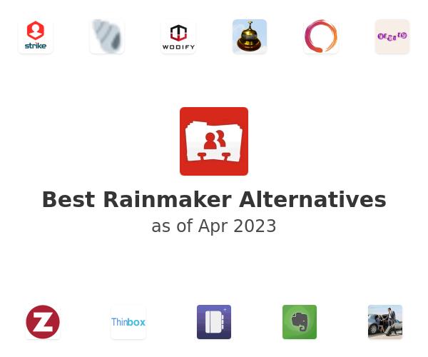 Best Rainmaker Alternatives