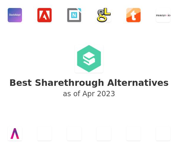 Best Sharethrough Alternatives