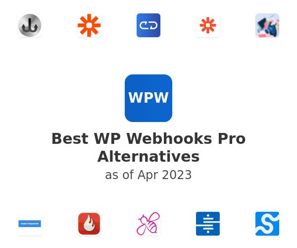 Best WP Webhooks Pro Alternatives