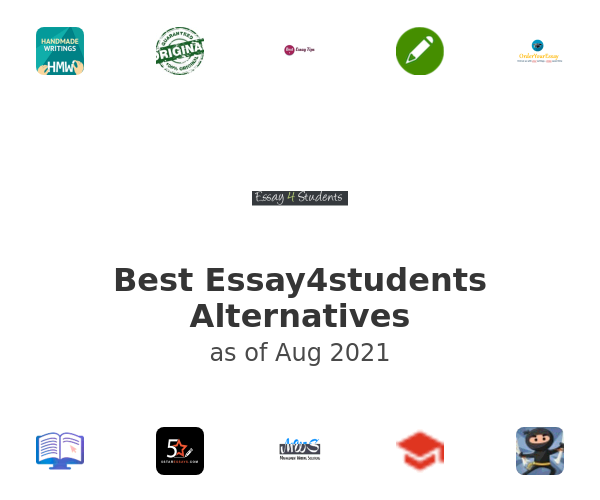Best Essay4students Alternatives