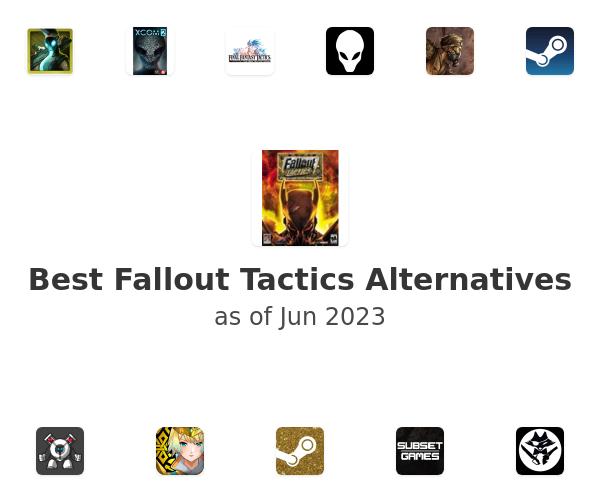 Best Fallout Tactics Alternatives