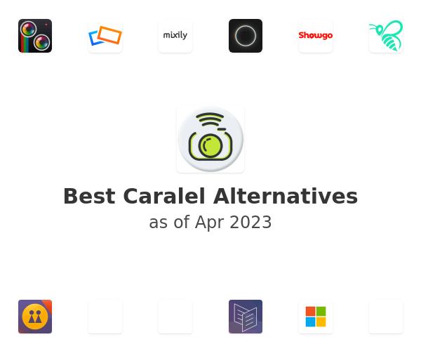 Best Caralel Alternatives
