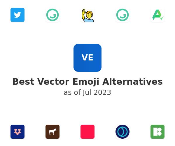 Best Vector Emoji Alternatives