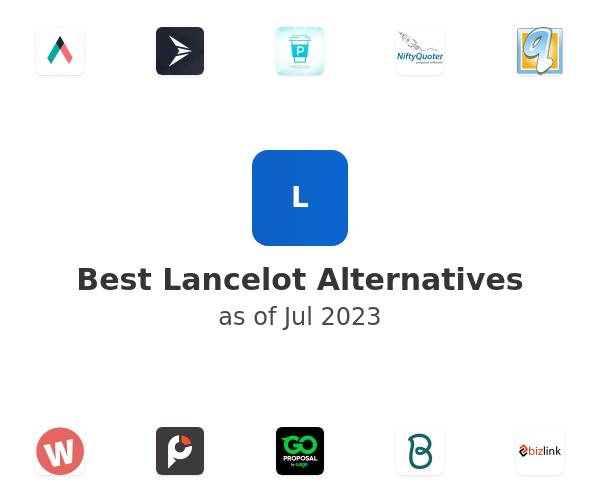 Best Lancelot Alternatives