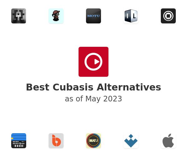 Best Cubasis Alternatives