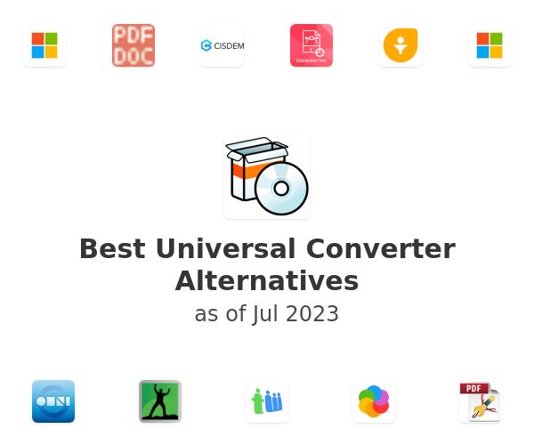 Best Universal Converter Alternatives