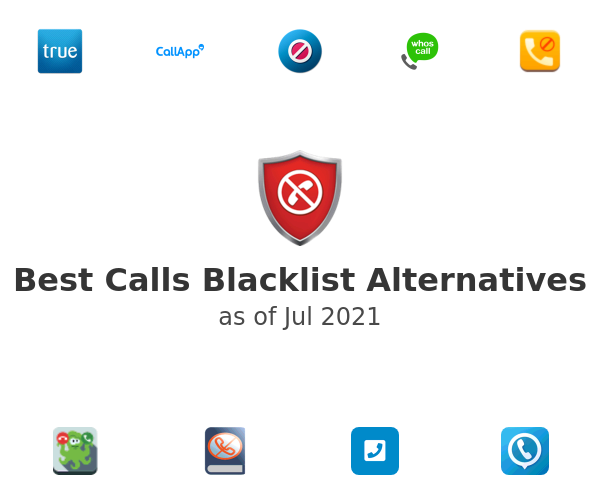Best Calls Blacklist Alternatives