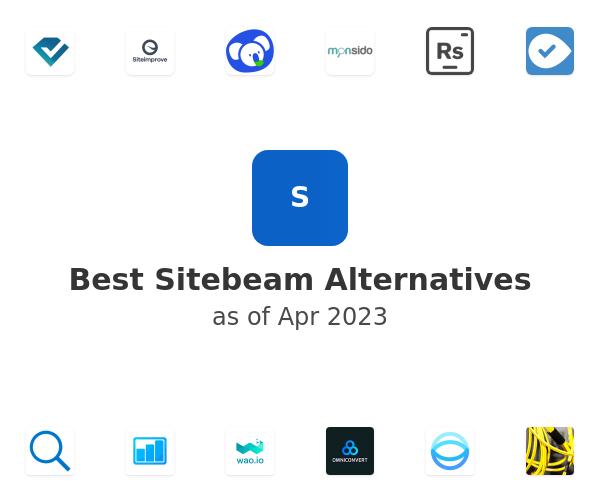 Best Sitebeam Alternatives