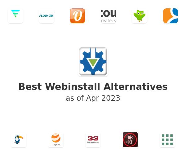 Best Webinstall Alternatives