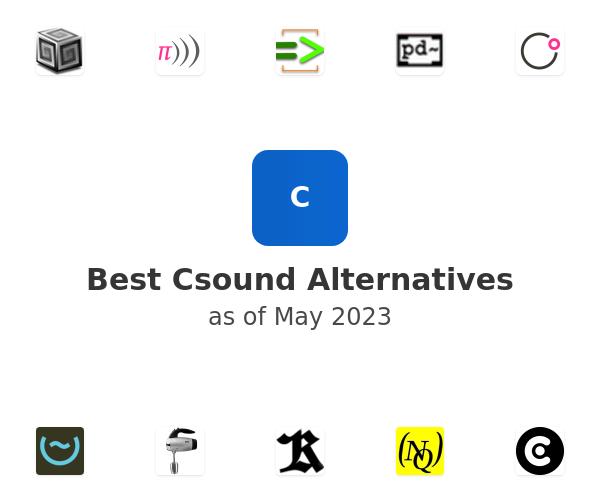Best Csound Alternatives