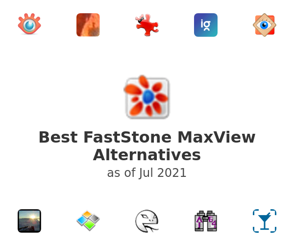Best FastStone MaxView Alternatives