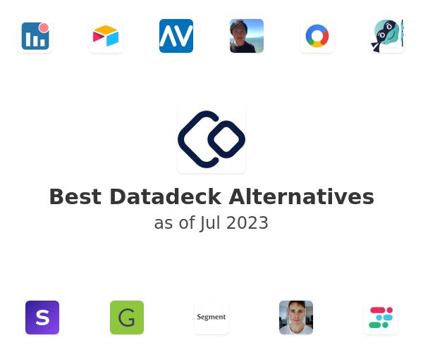 Best Datadeck Sheets Alternatives