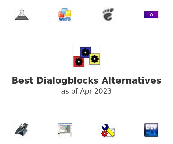 Best Dialogblocks Alternatives