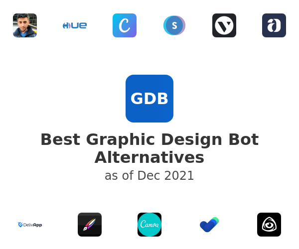 Best Graphic Design Bot Alternatives