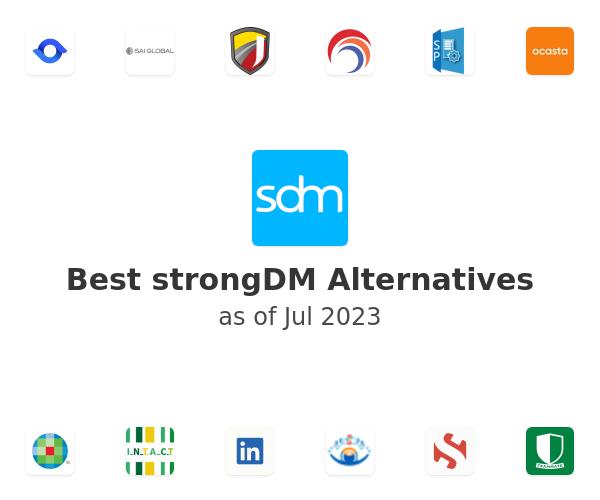 Best strongDM Alternatives