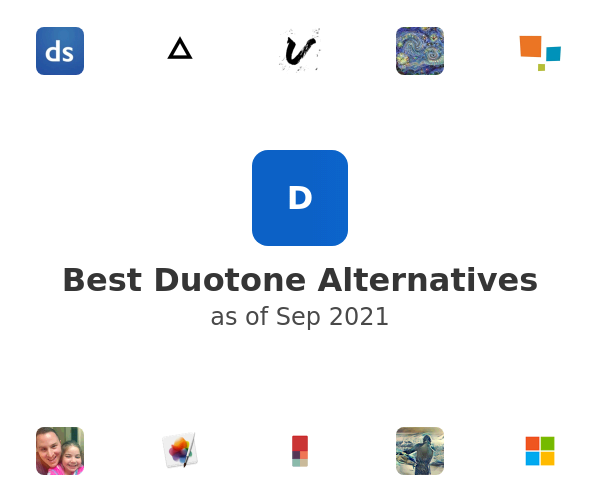 Best Duotone Alternatives