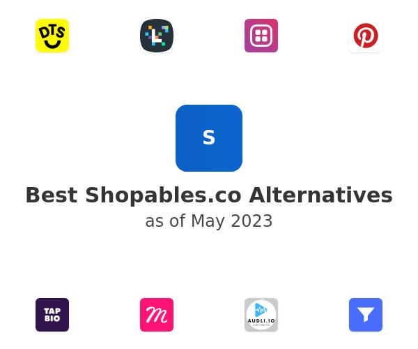 Best Shopables Alternatives
