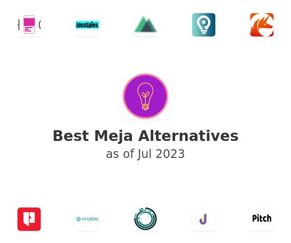 Best Meja Alternatives