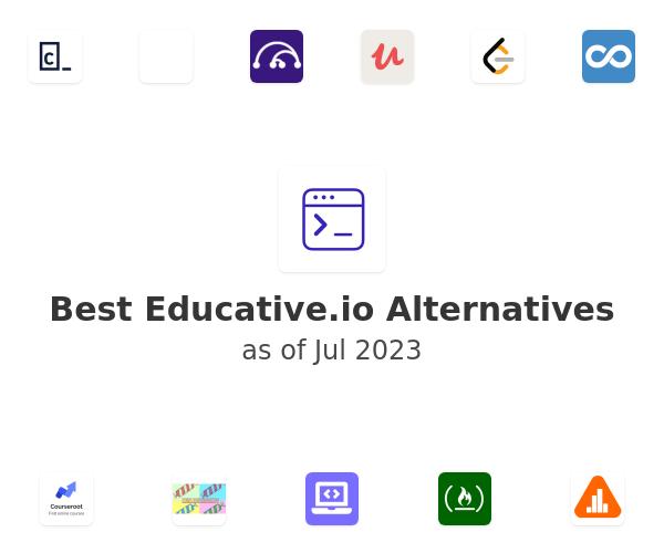 Best Educative.io Alternatives