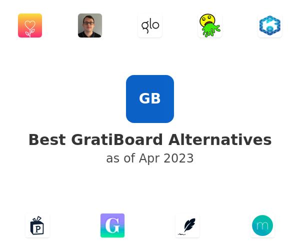 Best GratiBoard Alternatives