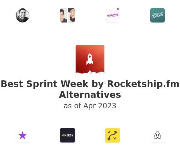 Best Sprint Week by Rocketship.fm Alternatives